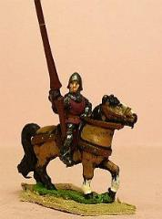 Mounted Lesser Man at Arms - Assorted