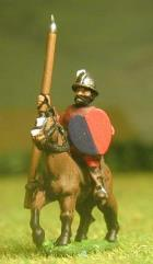 Genitor Medium/Heavy Cavalry w/Spear & Shield