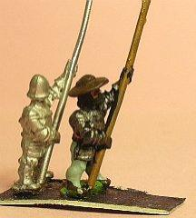 Heavy Pikemen - Assorted