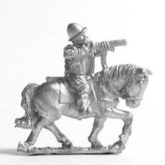 Mounted Arquebusier