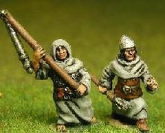 Warrior Monks - Advancing, Assorted