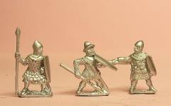 Heavy Spearmen w/Assorted Various Dress & Shields