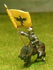 Mounted Standard Bearers 1360-1450