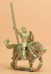 Mounted Knights 1150-1300 w/Round Shield, L., & BH. - Assorted
