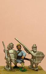 Eastern Javelinmen/Spearmen w/Kite Shield - Assorted