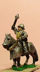 Mounted Knights 1400-1420 w/Plate Tabard, Mace, & AH. - Assorted