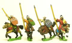 Light Cavalry w/Lance & Shield - Assorted
