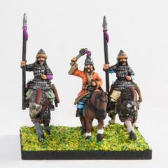 Command Pack - Mounted General & Bodyguards