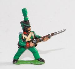 Grenadier or Voltigeur in Shako - At the Ready