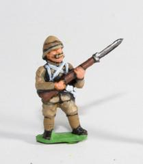 Infantryman in Puttees - At Ready