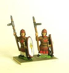 Infantry in Leather Armor w/Daggeraxe - Heavy