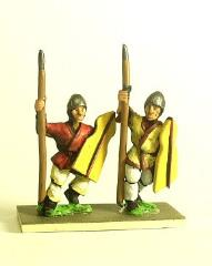 Infantry w/Spear - Medium