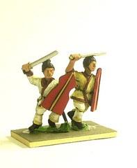 Infantry w/Sword - Medium