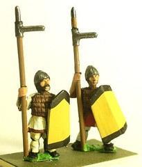 Infantry in Lamellar Armor w/Daggeraxe - Heavy