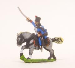 Hussar Cavalry in Shako