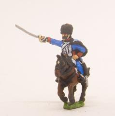 Hussar Cavalry in Colpack