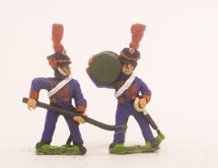 Line Horse Artillerymen
