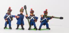 Artillerymen in Shako - Assorted