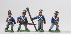 Foot Artillerymen - Assorted