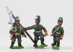 Jager Command - Officers & Hornists