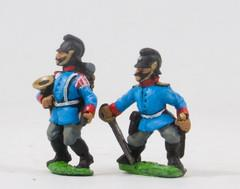 Bavarian Line Infantry or Jager Command - Officers & Hornists