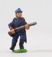 Wurtenberg Line Infantry or Jager - Advancing #1