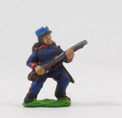 Wurtenberg Line Infantry or Jager - Advancing #2