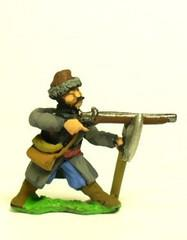 Cossacks - Musketeers w/2-Handed Axe in Assorted Dress - Mixed Poses