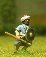 Azab/Turk Javelinmen