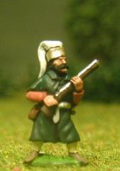 Ottoman Turk - Janissary Handgunners