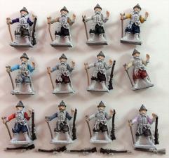 Spanish Conquistador Collection #1