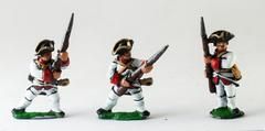 Fusiliers at the Ready w/Assorted Poses