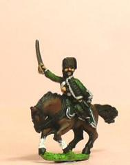 Hussar in Fur Cap