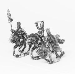 Command Pack - Hussar Officer, Standard Bearer, & Trumpeter