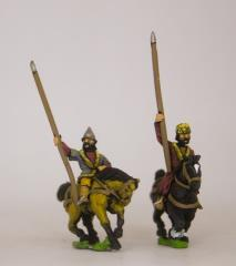 Light Cavalry Standard Bearers