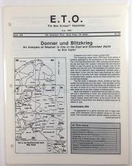"""#36 """"Donner und Blitzkrieg, Baltic Units"""""""