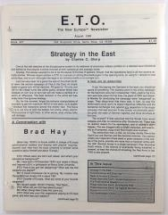 "#37 ""Strategy in the East, Postal Scorched Earth"""