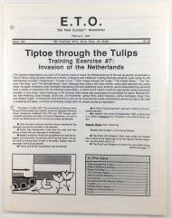 "#42 ""Tiptoe through the Tulips - Invasion of the Netherlands"""
