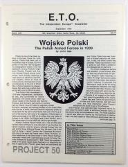 "#48 ""Wojsko Polski - The Polish Armed Forces 1939, Africa Orientale"""