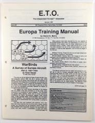"#52 ""Europa Training Manual, WarBirds, Taking Syria Seriously"""