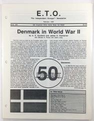 "#53 ""Denmark in WWII, Winter War Notes and Errata"""