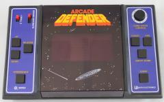 Arcade Defender - Hand-Held