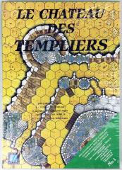 Siege & Croisades Expansion #1 - The Templars Castle (French Edition)
