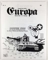 "#13 ""Europa Battle Scenario #1 - Kasserine Crisis"""