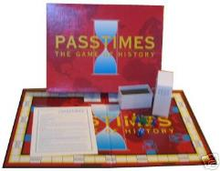 Passtimes - The Game of History