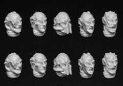 Chaos Heads - Bare