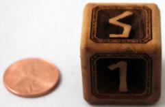 25mm Maple Cursebreaker Die