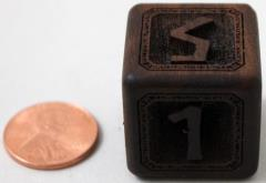 25mm Walnut Cursebreaker Die