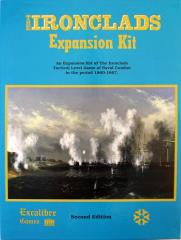Ironclads, The - Expansion Kit (2nd Edition)