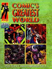 Comic's Greatest World